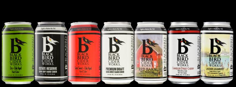 BlackBird Cider Works | Premium Craft Cider